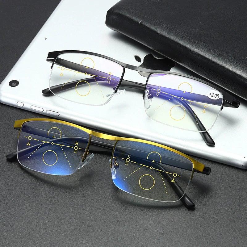 German Intelligent Color Progressive Glasses