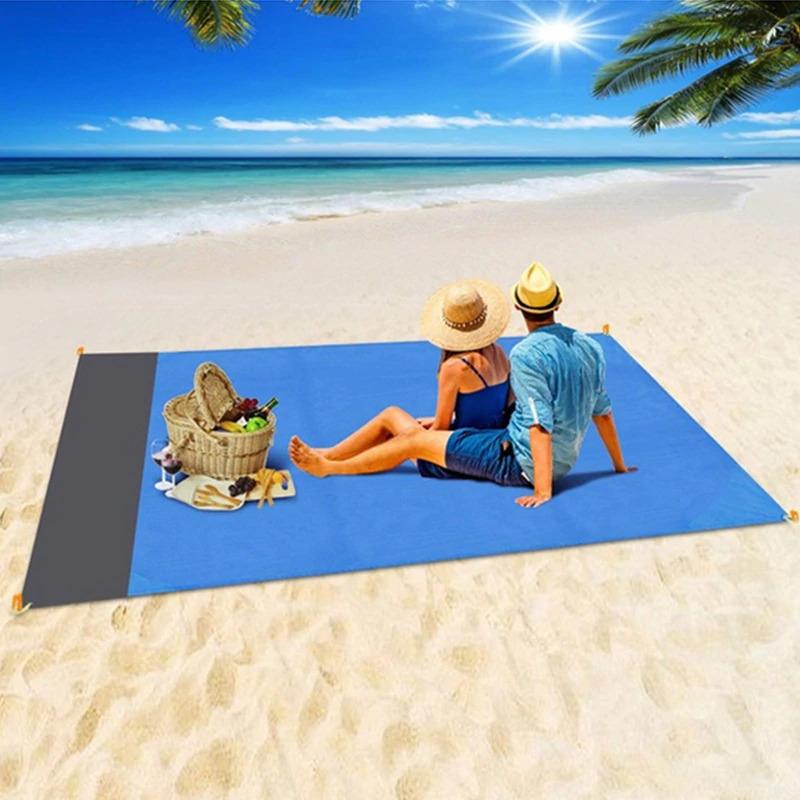 Lightweight Sand Free Beach Mat