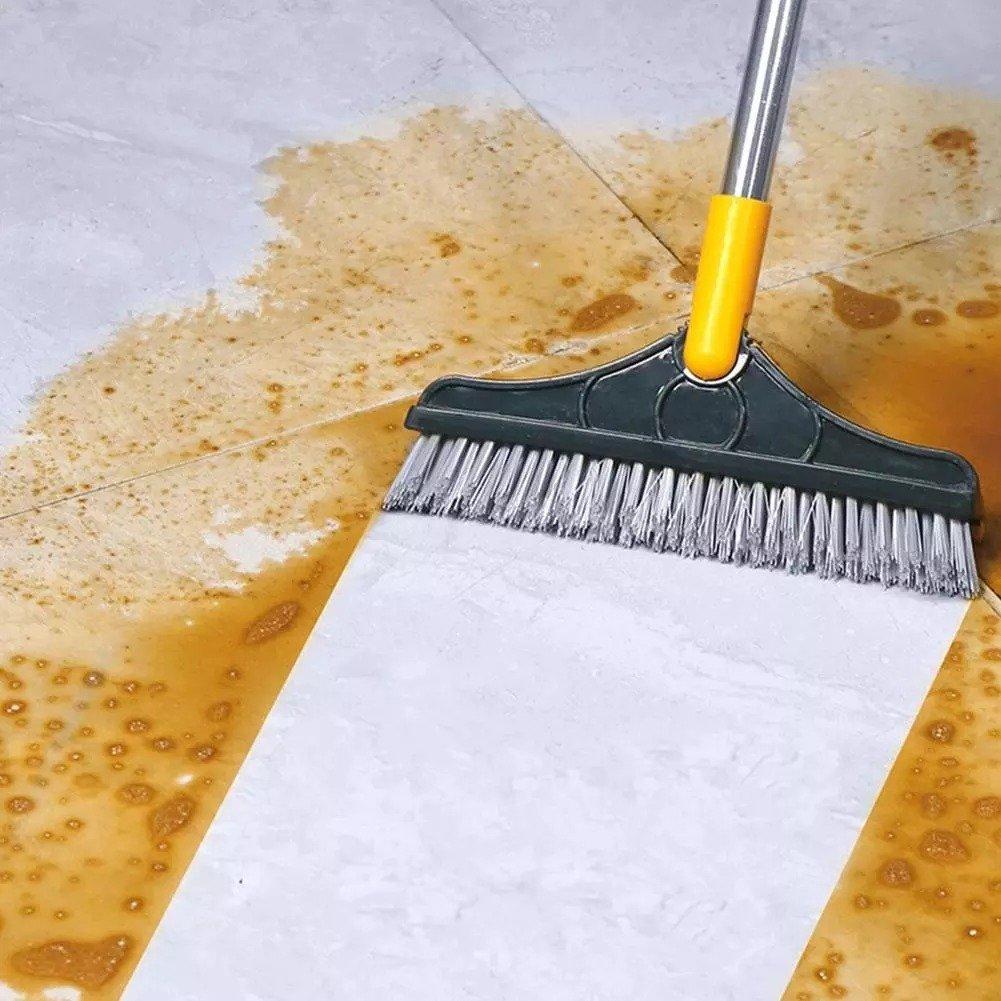 2 in 1 Floor Scrub Brush