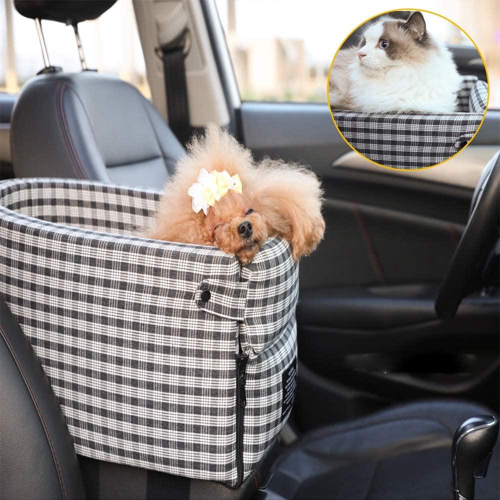 CAR ARMREST PET SAFETY SEAT