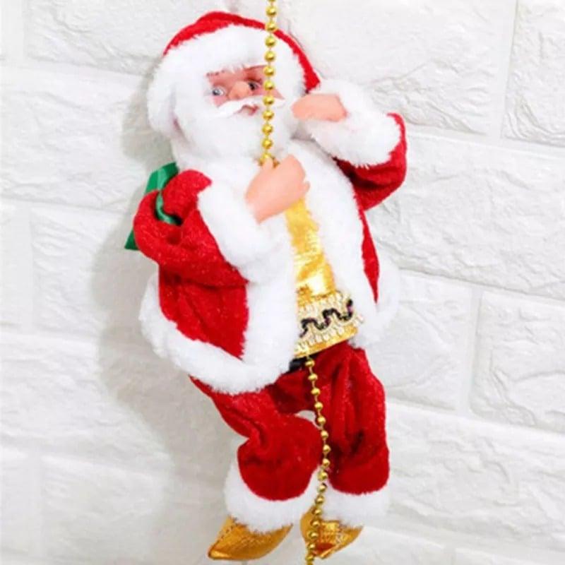 Santa Claus Musical Climbing Rope