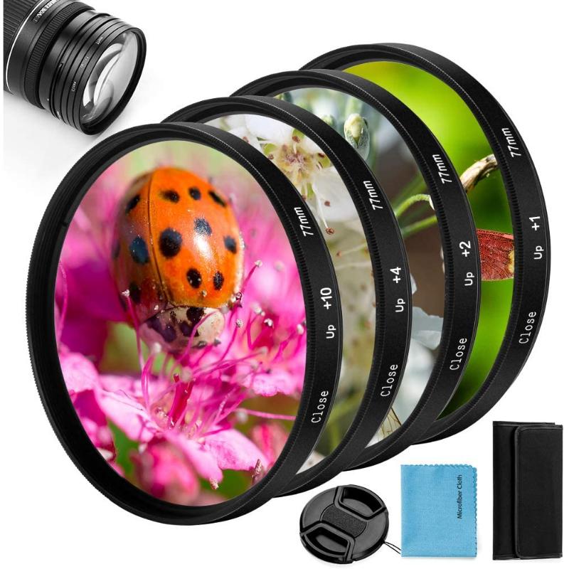 Macro Filter Accessory Close-up Lens Filter