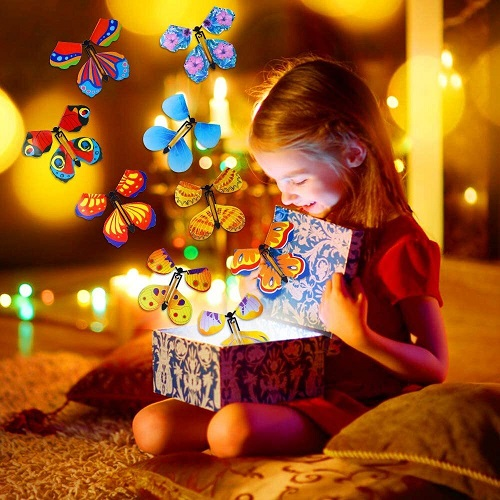 Magic Flying Butterfly -10PCS
