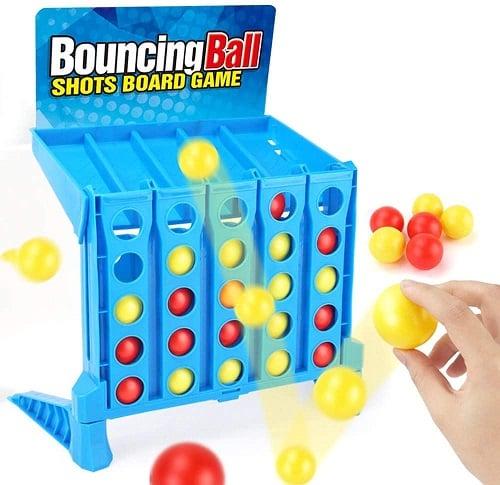 Bouncing Ball Board Shots Game
